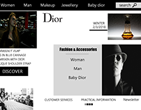 My New Design for #Dior