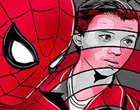 Spiderman -Homecoming