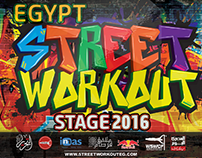 EGYPT STREET WORKOUT STAGE 2016