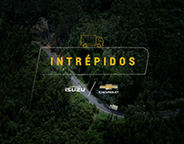 Intrépidos - Buses y Camiones Chevrolet
