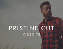 Pristine Cut : A custom shirt tailoring website
