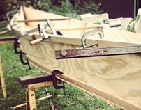 Two-Day Pirogue Build and Voyage