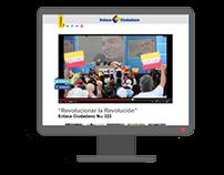 Sitio Web - Enlace Ciudadano