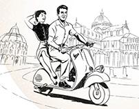 Tuscan Holidays (WIP)