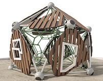 Berliner Globe, Cube & Boo
