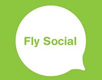 Fly Social / Service Design concept