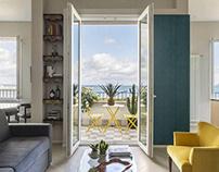 Penthouse in Palermo by Provenzano Architetti Associati
