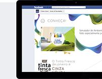Coral Prancheta para facebook