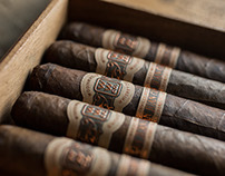Woodinville Whiskey Company Whiskey-Aged Cigars
