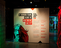 Museum of Pop Culture / Scared to Death Exhibit