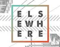 Elsewhere Zine & Exhibition Materials