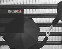 Imperial TC Brand Identity, Doha Qatar