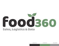 Food 360 - Rebrand