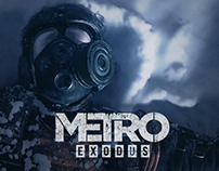 Metro Exodus Cinematic Trailer