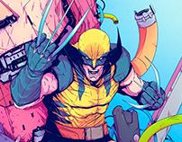 Wolverine - Print/Poster