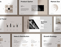 Business Plan Presentation - Keynote