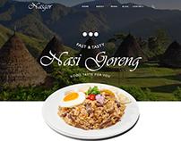 Nasi Goreng from Indonesia