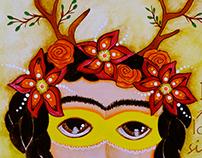Frida vintage
