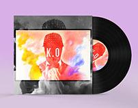 K.O Mode EP Cover.