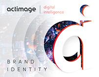 Actimage Brand Identity
