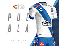 Jersey Club Puebla 16/17
