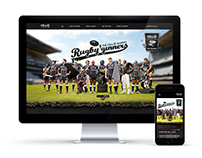 Cell C Sharks : Rugby'Ginners | Mixed Media Campaign