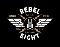 Rebel8 Fall #1
