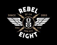 Rebel8 Fall #1