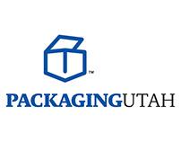 Packaging Utah Logo and Brand