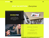 Agency Website Design