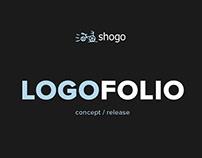 Logofolio Shogo. Concept and release