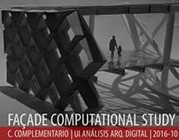 2016.10_UI Análisis Arq. Digital_Estudio de Fachada