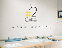 Menu Design | Cafe#2 Dilijan
