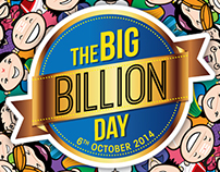Print - Flipkart's Big Billion Day Sale