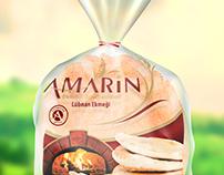 تركيا AMARIN خبز