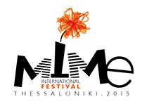 Mime Festival _ branding