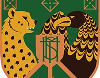 Brasões Alexandria - Coat of Arms