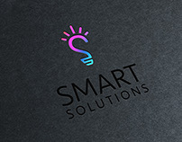 Smart Solutions logo design