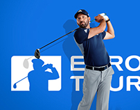European Tour Golf - Digital Transformation 2017