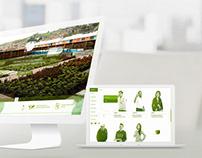 Web, Arquitectura mas verde