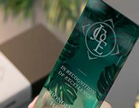CBRE JCoE // Logo + Trophy