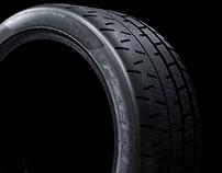 Pirelli Trofeo R (nurbs) Textures