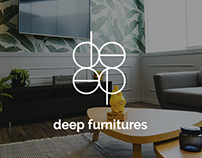 Deep Furniture Branding