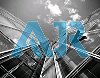 Logo & Brand Identity Design for AJR Solutions Group