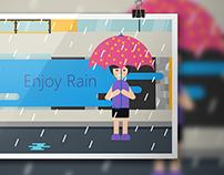 I Love Rain!!!!