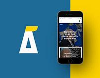Ámbito   Branding & Website Design