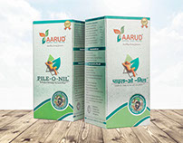 Aarud Herbal - Package Design