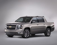 Chevrolet Suburban Pickup