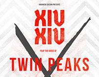 XiuXiu play Twin Peaks Italian Tour 2016