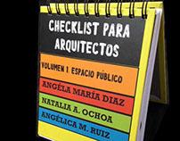 CF Urbano _ Checklist para Arquitectos_ 201410